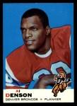 1969 Topps #110  Al Denson  Front Thumbnail