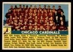 1956 Topps #22   Cardinals Team Front Thumbnail