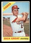1966 Topps #103 xTR Dick Groat   Front Thumbnail