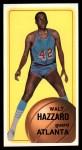 1970 Topps #134  Walt Hazzard   Front Thumbnail
