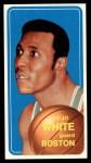 1970 Topps #143  Jo Jo White   Front Thumbnail