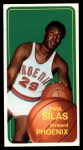 1970 Topps #69  Paul Silas   Front Thumbnail