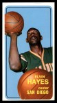 1970 Topps #70  Elvin Hayes   Front Thumbnail