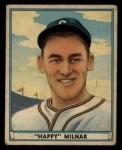 1941 Play Ball #33  Al Milnar  Front Thumbnail