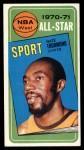 1970 Topps #111   -  Nate Thurmond  All-Star Front Thumbnail