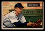 1951 Bowman #71  Jerry Priddy  Front Thumbnail