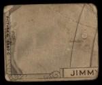 1935 Goudey  Ethan Allen / Fred Brickell / Claude Jonnard / Jimmy Wilson  Back Thumbnail