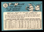 1965 Topps #465  Tom Haller  Back Thumbnail