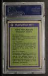 1972 Topps #287   -  Ken Houston All-Pro Back Thumbnail