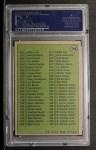 1972 Topps #294   Checklist 3 Back Thumbnail