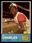 1963 Topps #67  Ed Charles  Front Thumbnail