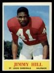1964 Philadelphia #173  Jimmy Hill     Front Thumbnail