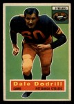 1956 Topps #111  Dale Dodrill  Front Thumbnail