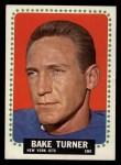 1964 Topps #127  Bake Turner  Front Thumbnail