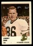 1961 Fleer #120  Jimmy Orr  Front Thumbnail