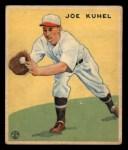 1933 Goudey #108  Joe Kuhel  Front Thumbnail