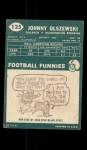 1960 Topps #125  John Olszewski  Back Thumbnail
