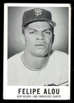 1960 Leaf #6  Felipe Alou  Front Thumbnail