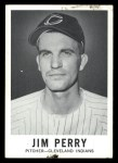 1960 Leaf #49  Jim Perry  Front Thumbnail