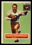 1956 Topps #39  Lynn Chandnois  Front Thumbnail