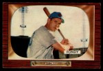1955 Bowman #224  Dee Fondy  Front Thumbnail