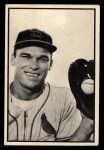 1953 Bowman Black and White #10  Dick Sisler  Front Thumbnail