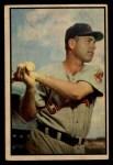 1953 Bowman #119  Dale Mitchell  Front Thumbnail