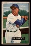 1951 Bowman #247  Bob Ramazzotti  Front Thumbnail