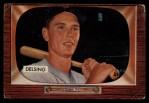 1955 Bowman #274  Jim Delsing  Front Thumbnail