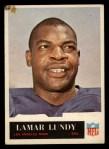 1965 Philadelphia #90  Lamar Lundy   Front Thumbnail