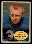 1960 Topps #95  Tom Tracy  Front Thumbnail