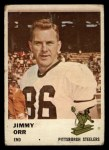 1961 Fleer #120  Jimmy Orr  Front Thumbnail
