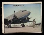 1950 Topps Freedoms War #120   C-47 Skytrain  Front Thumbnail