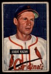 1951 Bowman #85  Eddie Kazak  Front Thumbnail
