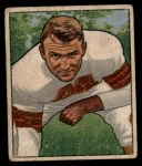 1950 Bowman #116  Lou Rymkus  Front Thumbnail