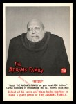1964 Donruss Addams Family #19 CAN  Fester  Front Thumbnail