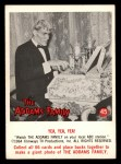 1964 Donruss Addams Family #45 AM  Yea yea yea Front Thumbnail