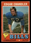 1971 Topps #86  Edgar Chandler  Front Thumbnail