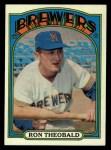 1972 Topps #77  Ron Theobald  Front Thumbnail
