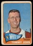 1965 Topps #208  Tommy John  Front Thumbnail