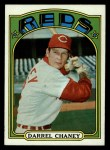 1972 Topps #136  Darrel Chaney  Front Thumbnail