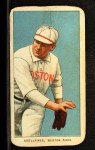 1909 T206 #8  Frank Arellanes  Front Thumbnail