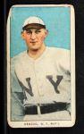 1909 T206 #157 NY Buck Herzog  Front Thumbnail