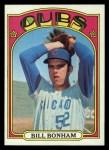 1972 Topps #29 ^COR^ Bill Bonham  Front Thumbnail