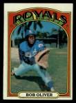 1972 Topps #57  Bob Oliver  Front Thumbnail