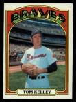 1972 Topps #97  Tom Kelley  Front Thumbnail