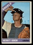 1966 Topps #62 ^SLD^ Merritt Ranew   Front Thumbnail