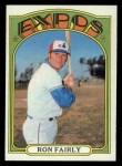 1972 Topps #405  Ron Fairly  Front Thumbnail