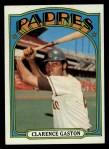 1972 Topps #431  Cito Gaston  Front Thumbnail