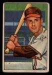 1952 Bowman #137  Stan Rojek  Front Thumbnail